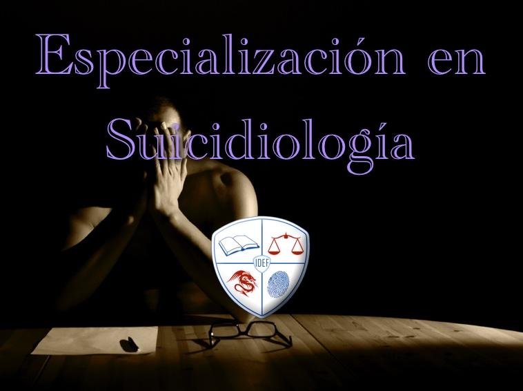 Suicidologia