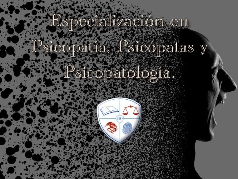 Curso Psicópatas y Sociópatas Online