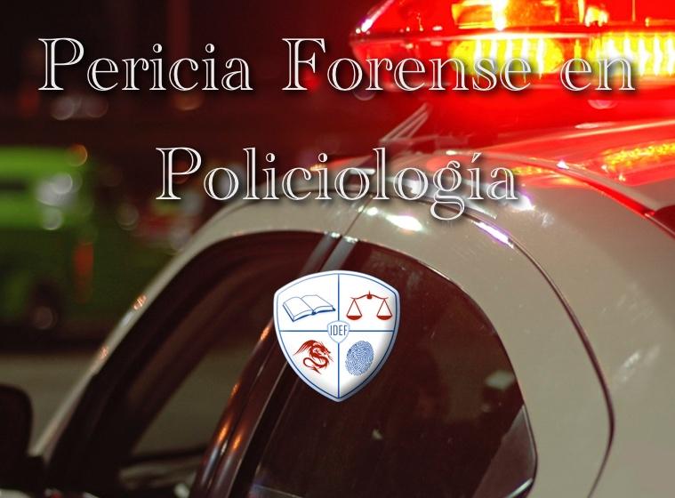 Policiología Forense Online